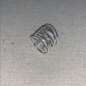 Stella and Dot Gwen Wrap Ring